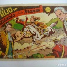 Tebeos: COMICS EL HIJO DE DIABLO DE LOS MARES--DIABLO DE LOS MARES. Lote 232360360