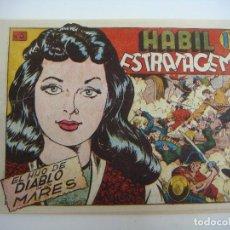 Tebeos: COMICS EL HIJO DE DIABLO DE LOS MARES--HABIL ESTRATAGEMA. Lote 232360975