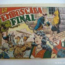 Tebeos: COMICS EL HIJO DE DIABLO DE LOS MARES--LA EMBOSCADA FINAL. Lote 232361505