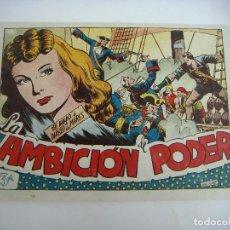 Tebeos: COMICS EL HIJO DE DIABLO DE LOS MARES--LA AMBICION DE PODER. Lote 232361810