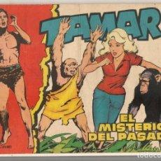 Tebeos: TAMAR. Nº 81. EL MISTERIO DEL PASADO. TORAY, 1961.(C/A19). Lote 232593200