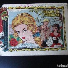 Tebeos: ALICIA (1955, TORAY) 210 · 5-VI-1959 · JUEGOS DE PRINCESA. Lote 232621880