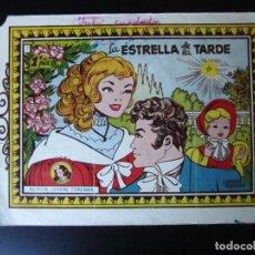 Tebeos: AZUCENA (1954, TORAY) -REEDICION- 7 · 16-IV-1954 · LA ESTRELLA DE LA TARDE. Lote 232660975