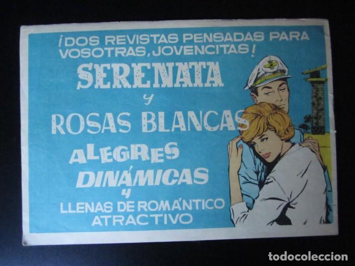 Tebeos: AZUCENA (1954, TORAY) -REEDICION- 852 · 10-XI-1961 · AZUCENA - Foto 2 - 232661445