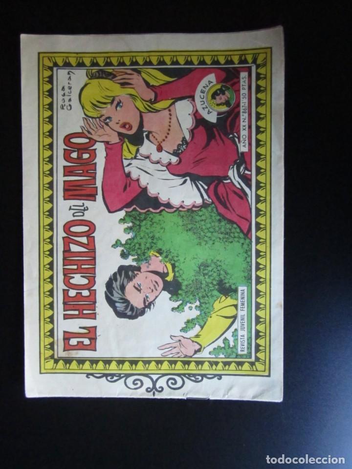 AZUCENA (1954, TORAY) -REEDICION- 867 · 10-XI-1961 · AZUCENA (Tebeos y Comics - Toray - Azucena)