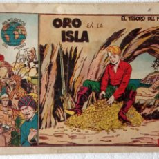 Tebeos: AVENTUREROS DEL MUNDO ORIGINAL Nº 3 , EDI. TORAY 1954, JULIO VIVAS - 28 PÁGINAS. Lote 233934610