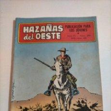 Tebeos: HAZAÑAS DEL OESTE - 244. Lote 234403705
