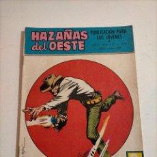 Tebeos: HAZAÑAS DEL OESTE - 222. Lote 234404235