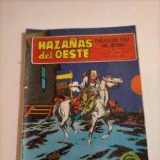 Tebeos: HAZAÑAS DEL OESTE - 214. Lote 234404445