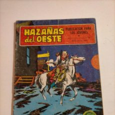 Tebeos: HAZAÑAS DEL OESTE - 214. Lote 234404535