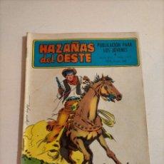 Tebeos: HAZAÑAS DEL OESTE - 213. Lote 234404605