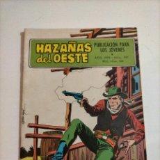 Tebeos: HAZAÑAS DEL OESTE - 207. Lote 234404670