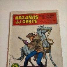 Tebeos: HAZAÑAS DEL OESTE - 194. Lote 234404935