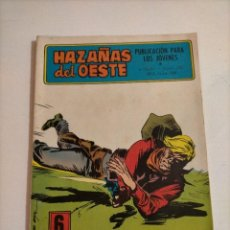 Tebeos: HAZAÑAS DEL OESTE - 230. Lote 234405030