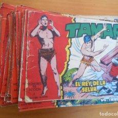 Tebeos: TAMAR - COLECCION COMPLETA - NUMEROS 1 A 186 - TORAY - ORIGINAL (ID). Lote 235083480