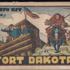 Tebeos: RAYO KIT Nº 16: FORT DAKOTA. Lote 235535035