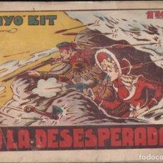 Tebeos: RAYO KIT Nº 22: ¡ A LA DESESPERADA !. Lote 235536940