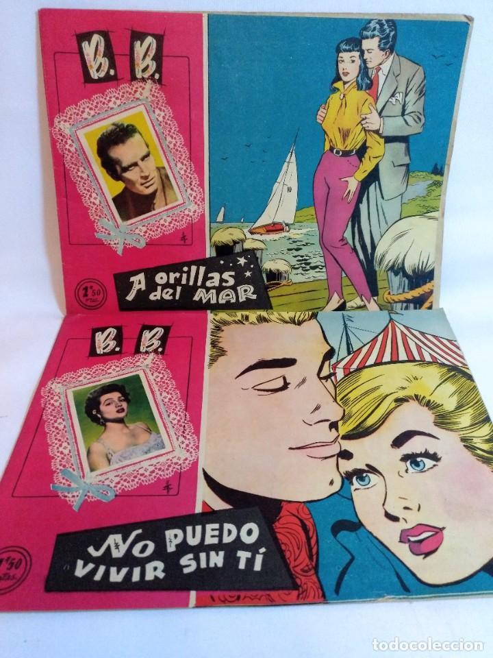 REVISTA B.BNº12 Y Nº13 DE 1959 (Tebeos y Comics - Toray - Otros)