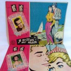 Tebeos: REVISTA B.BNº12 Y Nº13 DE 1959. Lote 236251975