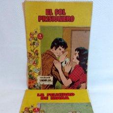 Tebeos: REVISTA LINDA FLOR 2 UNIDADES (1958-1961). Lote 236252670