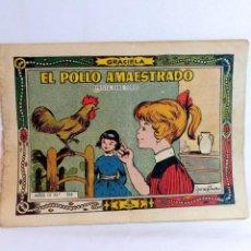Tebeos: REVISTA GRACIELA Nº154 (1956-1961). Lote 236252935