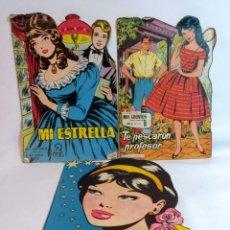 Tebeos: REVISTA MIS CUENTOS Nº310-394-373 (1959). Lote 236253250
