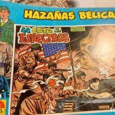 Tebeos: HAZAÑAS BELICAS LA COSTA DE LOS ESPECTROS. Lote 236260820