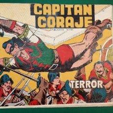 Tebeos: CAPITAN CORAJE, EL (1958, TORAY) 31 · 13-III-1959 · TERROR. Lote 236744730