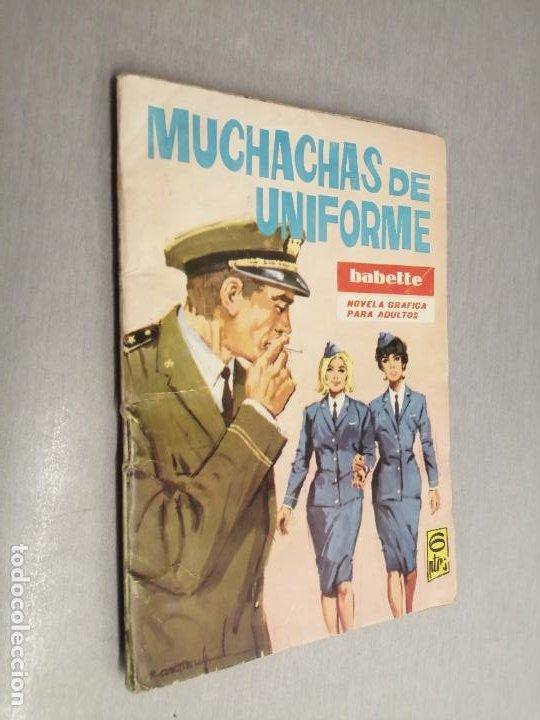 BABETTE Nº 40: MUCHACHAS DE UNIFORME / TORAY (Tebeos y Comics - Toray - Otros)