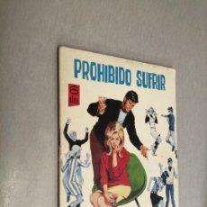 Tebeos: TORBELLINO Nº 32: PROHIBIDO SUFRIR / TORAY. Lote 237061265