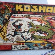 Tebeos: KOSMAN. EL HOMBRE DE LOS ESPACIOS Nº 5. Lote 237078200