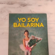 Tebeos: YO SOY BAILARINA TORAY. Lote 237382080