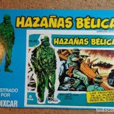 Tebeos: COMIC DE HAZAÑAS BELICAS EN LAS FRONTERAS DE LA MUERTE Nº 162. Lote 238162425