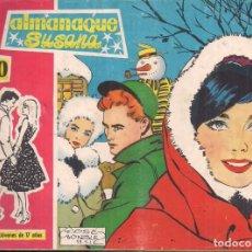 Tebeos: SUSANA ALMANAQUE 1960. Lote 239860785