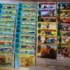 Tebeos: LOTE DE 37 NÚMEROS DE HAZAÑAS BÉLICAS EDICIONES TORAY.. Lote 239988075