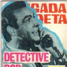 Tebeos: DETECTIVE POR NARICES Nº 170 DE BRIGADA SECRETA. Lote 240005535