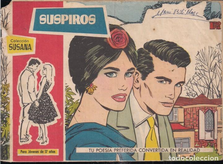 SUSANA Nº 107: SUSPIROS (Tebeos y Comics - Toray - Susana)