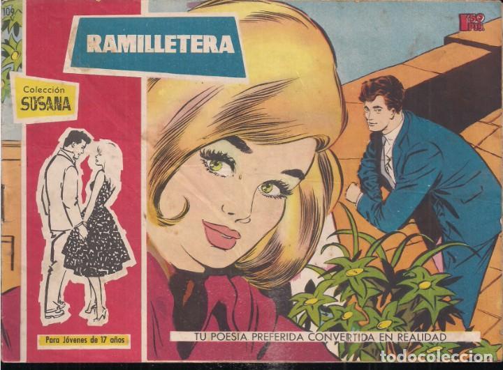 SUSANA Nº 109: RAMILLETERA (Tebeos y Comics - Toray - Susana)