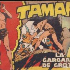 Tebeos: TAMAR 18: LA GARGANTA DE GROTÓN. Lote 240487460