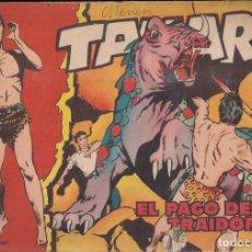 Tebeos: TAMAR 56: EL PAGO DE UN TRAIDOR. Lote 240662750
