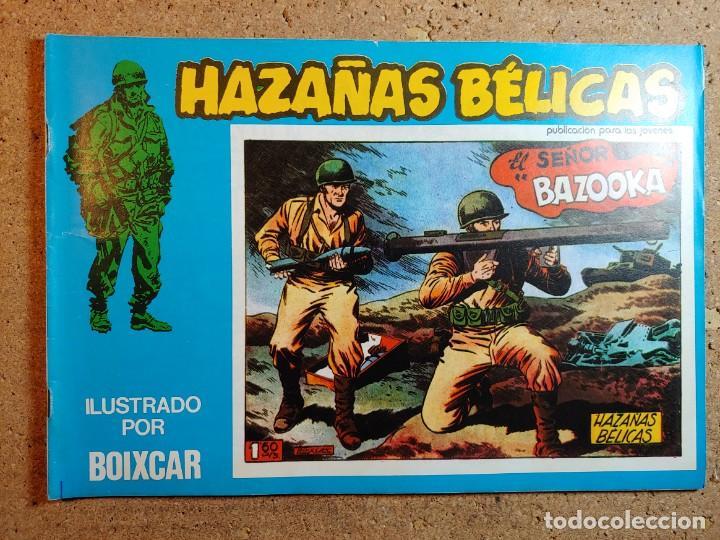 COMIC DE HAZAÑAS BELICAS EN EL SEÑOR BAZOKA Nº 118 (Tebeos y Comics - Toray - Hazañas Bélicas)