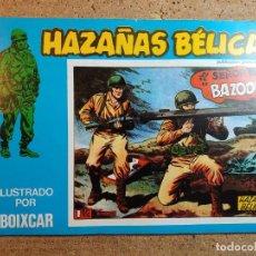 Tebeos: COMIC DE HAZAÑAS BELICAS EN EL SEÑOR BAZOKA Nº 118. Lote 240964320