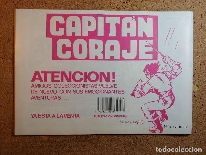 Tebeos: COMIC DE HAZAÑAS BELICAS EN EL SEÑOR BAZOKA Nº 118 - Foto 2 - 240964320