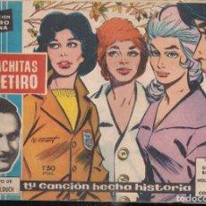 Tebeos: CLARO DE LUNA Nº 37: MUCHACHITAS DEL RETIRO. OTRO EXITO DE RAMON CALDUCH. Lote 241082385