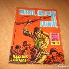 Tebeos: COMIC MUERTE, UN PASO AL FRENTE. Lote 241383995