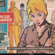 Tebeos: CLARO DE LUNA Nº 141: EL TERCER HOMBRE. GRAN EXITO DEL DUO DINAMICO. Lote 241416655