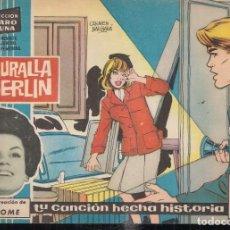 Tebeos: CLARO DE LUNA Nº 168: LA MURALLA DE BERLIN. ULTIMA CREACION DE SALOME. Lote 241740245
