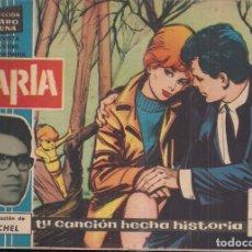 Tebeos: CLARO DE LUNA Nº 177: MARIA. GRAN CREACION DE MITCHEL. Lote 241928240