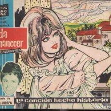 Tebeos: CLARO DE LUNA Nº 195: BALADA DEL AMANECER. UN TRIUNFO DE GRETHE Y JORGEN. Lote 241930460