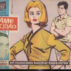 Tebeos: CLARO DE LUNA Nº 201: DAME FELICIDAD. GRAN CREACION DE JOSE GUARDIOLA. Lote 241930925